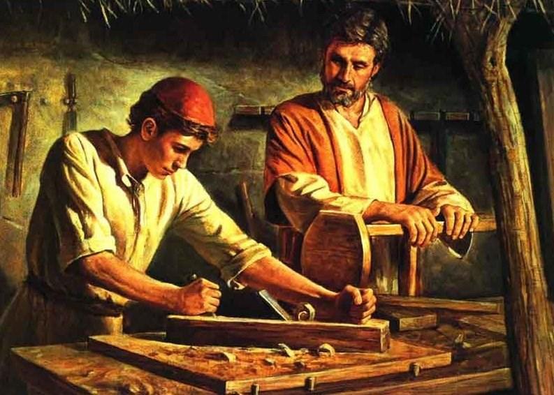 Joseph bible jesus father